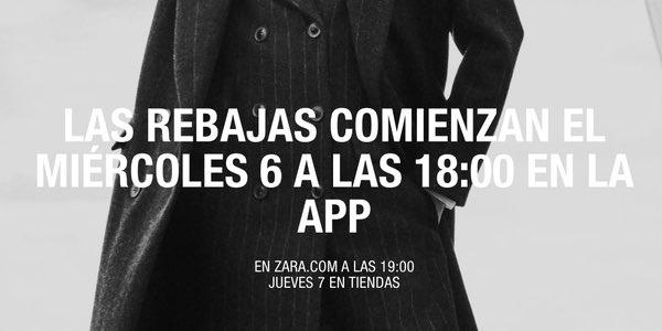 Zara Rebajas