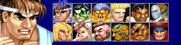 Street Fighter II gratis en navegador
