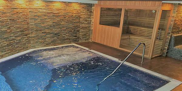 Andorra Niunit Hotel con spa oferta vacaciones en familia