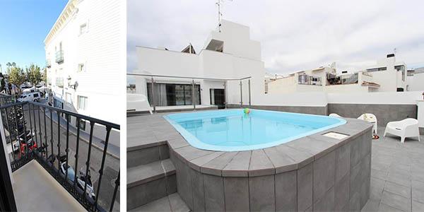 apartamento ecónomico en Nerja Balcón de Europa a precio de chollo