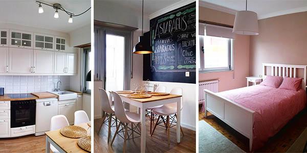 Apartamento en Lugo para estancias de grupos relación calidad-precio alta