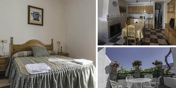Apartamentos rurales Las Chimeneas en Capileira Granada chollo