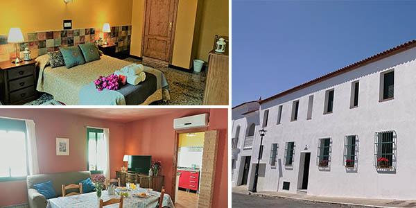 apartamentos turísticos Santa Marina de relación calidad-precio alta en Aracena