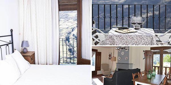 Apartamentos Vista Veleta chollo estancia en Capileira La Alpujarra
