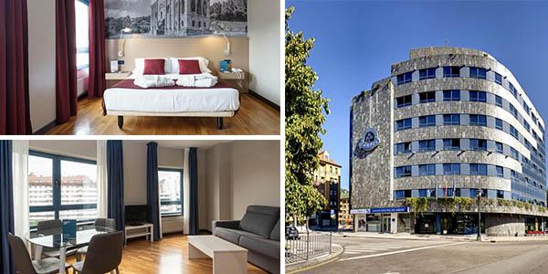 Aparthotel Campus Oviedo chollo alojamiento