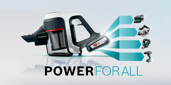 Aspirador inalámbrico Bosch Unlimited Serie 6 BCS611AM chollo en Amazon