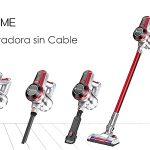 Aspiradora escoba Hosome sin cable 2 en 1 barata en Amazon