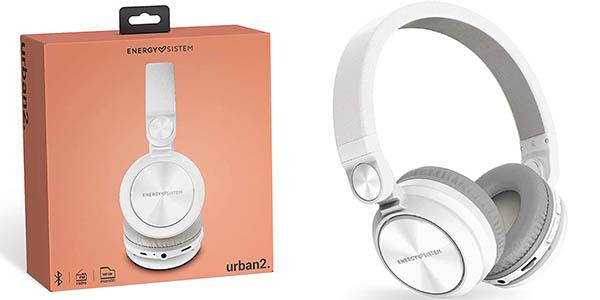 Auriculares Energy Sistem Headphones BT Urban 2 Radio