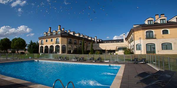 Ávila escapada barata con alojamiento en hotel Fontecruz de 4 estrellas