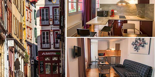Baionakoa Residence apartamento barato en Bayona Francia
