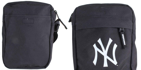 Bolso bandolera unisex New Era Mlb York Yankees chollo en Amazon