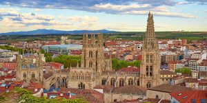 Burgos escapada barata en Hotel Oca Centro