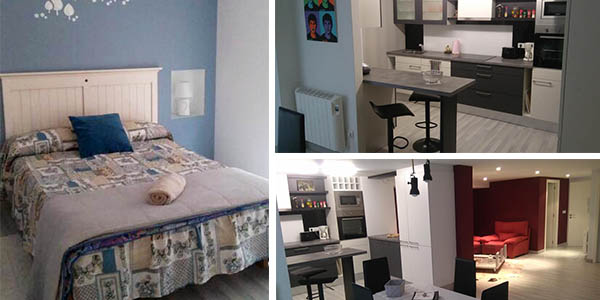 Cali Center apartamento barato en Lugo