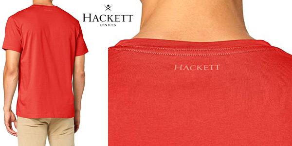 Camiseta de manga corta HKT by Hackett para hombre chollo en Amazon