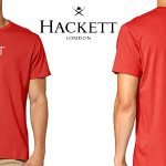 Camiseta de manga corta HKT by Hackett Hkt SS para hombre barata en Amazon