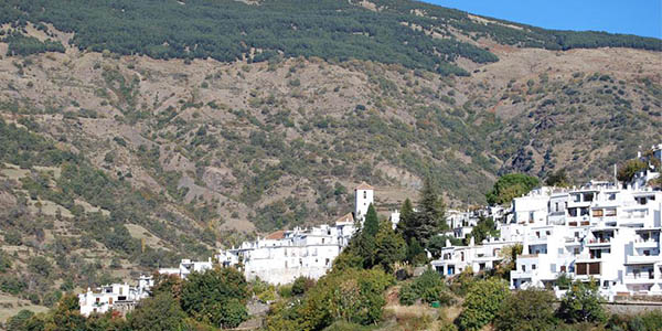Capileira Alpujara Granada escapada barata