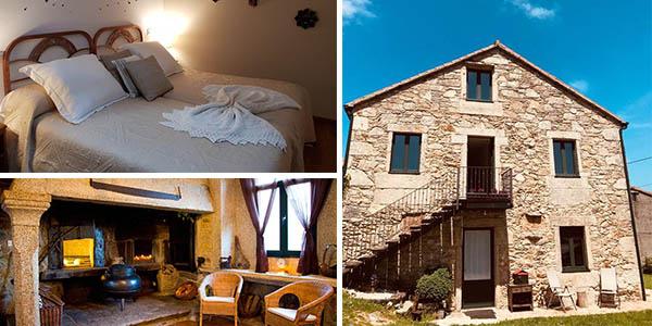 Casa A Canteira alojamiento rural en la provincia de A Coruña chollo