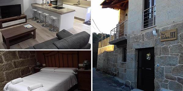 casa rural barata en Ourense escapada barata