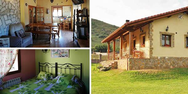 Casa rural Refugio del Cueto alojamiento barato cerca de la cueva de Valporquero