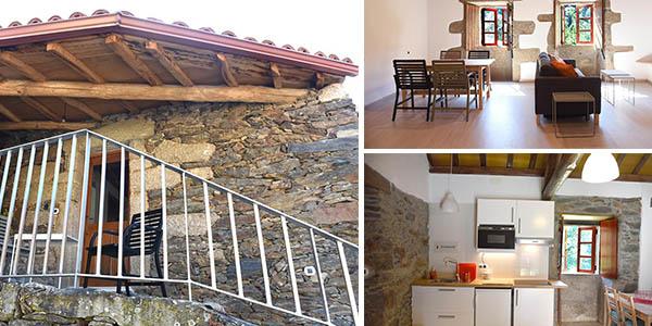 Casa rural turística en Covas Lugo chollo