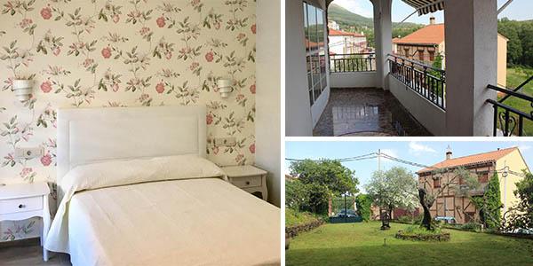 Casa San Miguel alojamiento barato cerca de Losar de la Vera