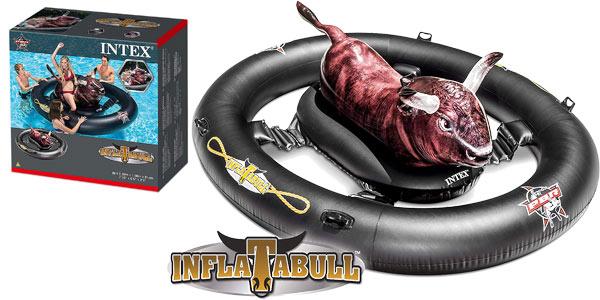 Centro juegos hinchable Toro flotante (Intex 56280EU) Inflatabull barato en Amazon