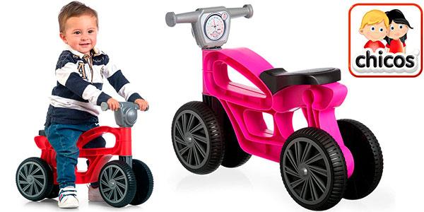 Chollo Correpasillos Chicos Mini Custom de 4 ruedas