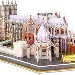 Chollo Puzle 3D de la Abadía de Westminster