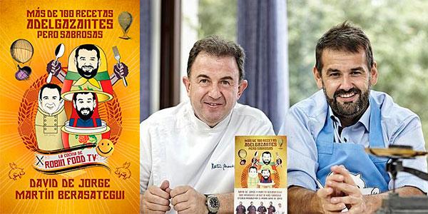"""Chollo Libro """"Más de 100 recetas adelgazantes pero sabrosas"""" en versión Kindle"""