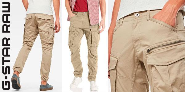 Chollo Pantalones G-Star Raw Rovic para hombre