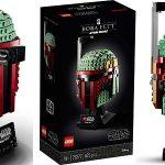 Chollo Set Casco de Boba Fett de LEGO Star Wars