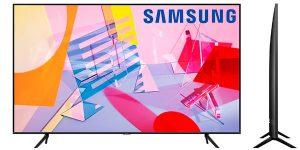 """Chollo Smart TV Samsung QE55Q60T 2020 QLED UHD 4K de 55"""" con Alexa"""