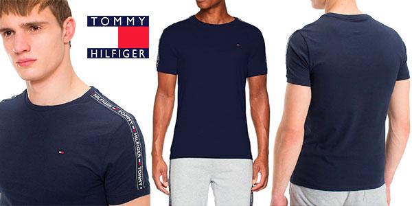Chollo Camiseta Tommy Hilfiger de algodón para hombre