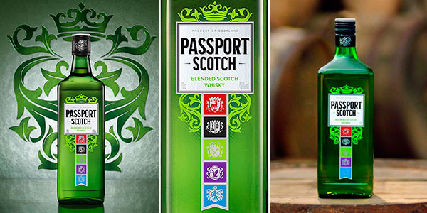 Chollo Whisky Passport Scotch de 700 ml