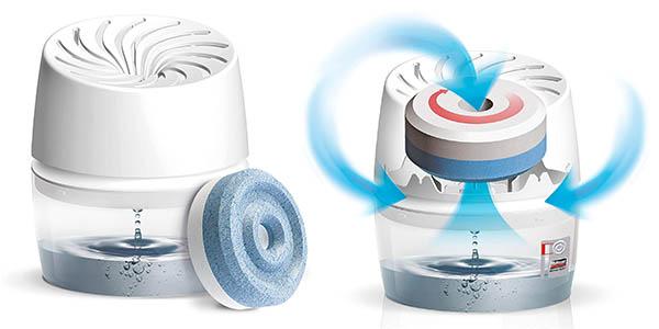 deshumidificador Rubson Aero 360 portátil cuarto baño chollo