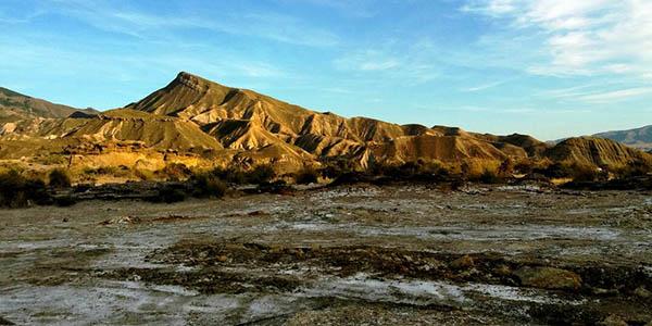 Desierto de Tabernas alojamiento rural barato