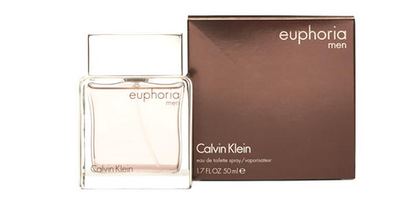 Eau de Toilette Calvin Klein Euphoria Men de 50 ml barata en Amazon