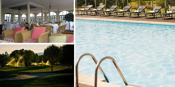 escapada relax a Ávila en hotel Fontecruz oferta