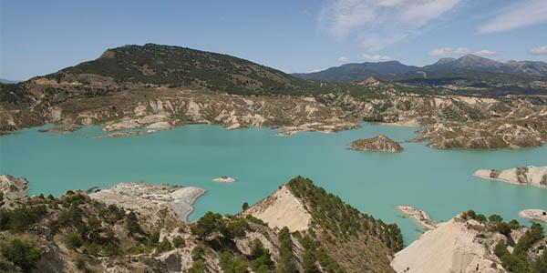 escapada de senderismo y relax a Sierra Espuña con alojamiento barato