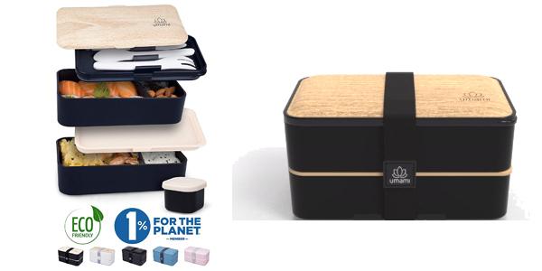 Fiambrera Umami Lunch Box Premium barata en Amazon