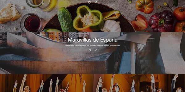 Google Arts & Culture Maravillas de España visita virtual por el patrimonio español