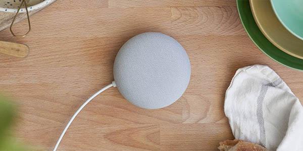 Altavoz inteligente Google Nest Mini en El Corte Inglés