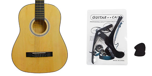 guitarra española clásica Rocket XF201CN-XF Serie barata