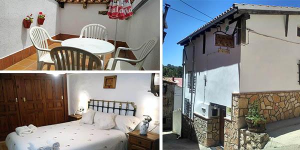 La Hija de Juan alojamiento barato en la Ciudad Encantada de Cuenca