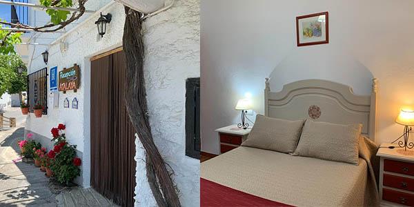 Hostal rural Atalaya alojamiento barato en Capileira