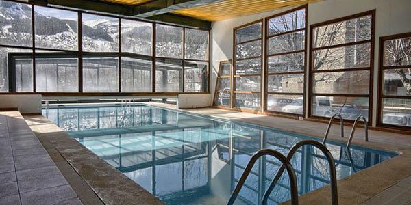 Hotel Evenia en el Valle de Benasque relación calidad-precio alta