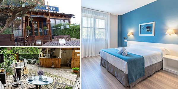 Hotel Jakue alojamiento barato cerca del Embalse de Alloz en Navarra