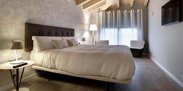 Hotel Lemik alojamiento barato en Navarra nacimiento del Urederra