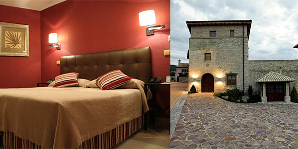 Hotel Palacio Dos Olivos de relación calidad-precio alta en Navarra