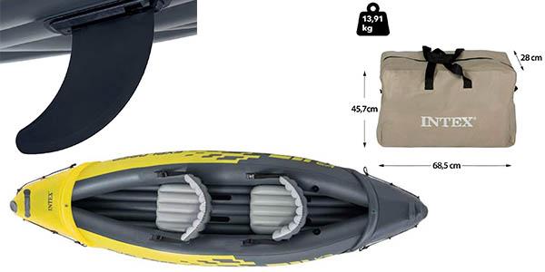 kayak hinchable Intex Explorer K2 chollo